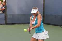 Kirilenko backhand